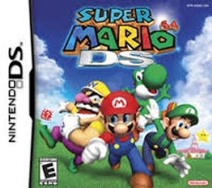 Super Mario 64 DS - DS Game