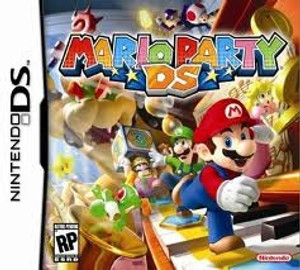 Mario Party - DS Game