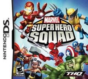 Marvel Super Hero Squad - DS Game