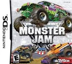 Monster Jam - DS Game