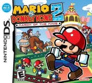 Mario Vs. Donkey Kong 2 - DS Game