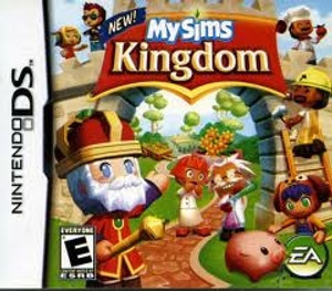 My Sims Kingdom - DS Game