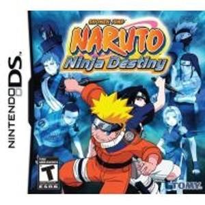 Naruto Ninja Destiny - DS Game