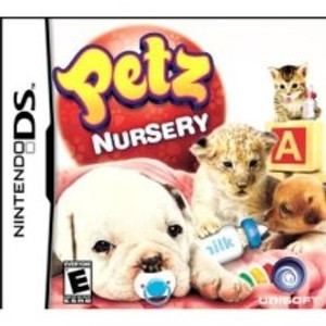 Petz Nursery - DS Game