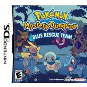 Pokemon Mystery Dungeon Blue - DS Game