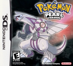 Pokemon Pearl - DS Game
