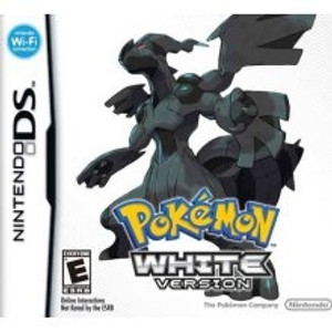 Pokemon White Version - DS Game
