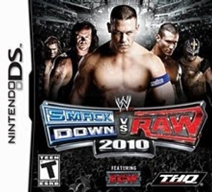 WWE Smack Down VS Raw 2010 - DS Game