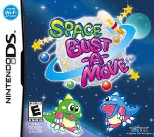 Space Bust A Move - DS Game