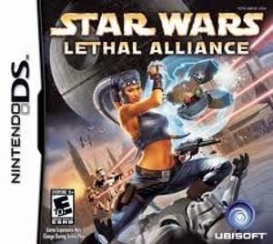 Star Wars Lethal Alliance - DS Game