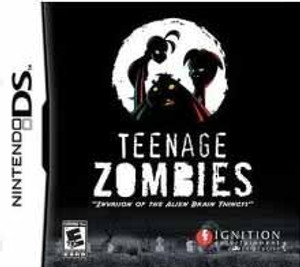 Teenage Zombies - DS Game