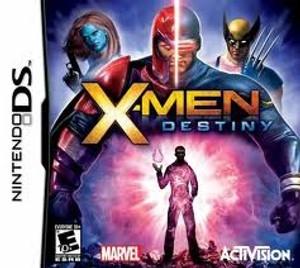X-Men Destiny - DS Game