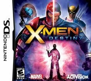 X-Men Destiny - DS Game