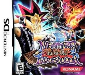 Yu-Gi-Oh! Nightmare Troubadour - DS Game