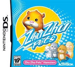 Zhu Zhu Pets - DS Game