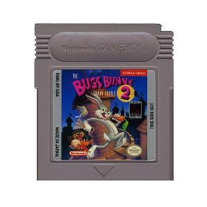 Bugs Bunny:Crazy Castle 2 - Game Boy Game