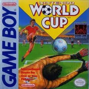 NES World Cup Soccer - Game Boy