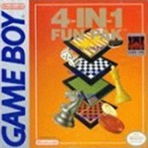 4 IN 1 Fun Pak - Game Boy