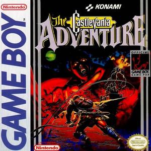 Castlevania Adventure, The - Game Boy