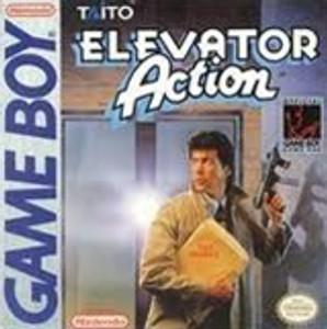Elevator Action - Game Boy