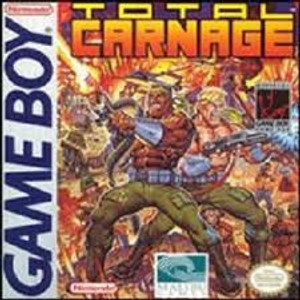 Total Carnage - Game Boy