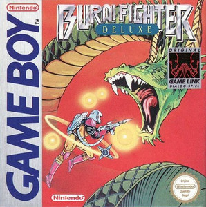 Burai Fighter - Game Boy