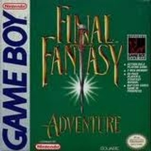 Final Fantasy Adventure - Game Boy