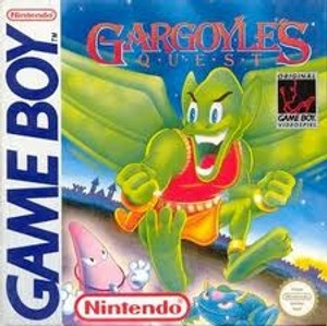Gargoyles Quest - Game Boy