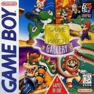 Game & Watch Gallery - Game Boy