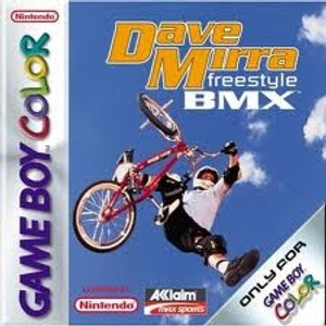 Dave Mirra Freestyle BMX - Game Boy