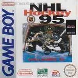 NHL Hockey 95 - Game Boy