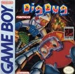 Dig Dug - Game Boy