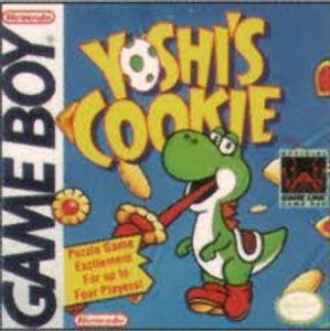 Yoshi's Cookie - Game Boy