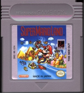 Super Mario Land - Game Boy Game