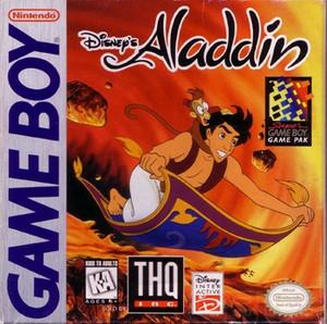 Aladdin, Disney's - Game Boy