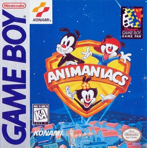 Animaniacs - Game Boy