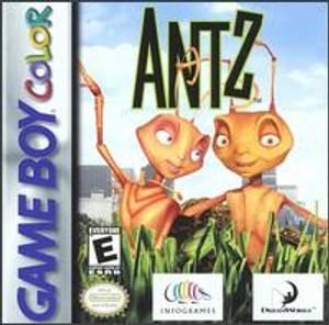Antz - Game Boy