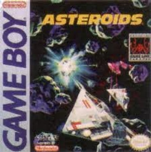 Asteroids - Game Boy