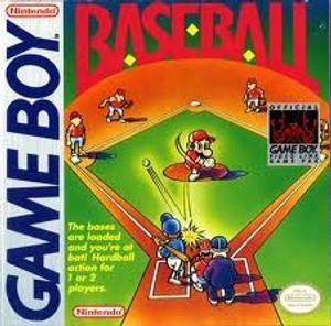 Baseball - Game Boy