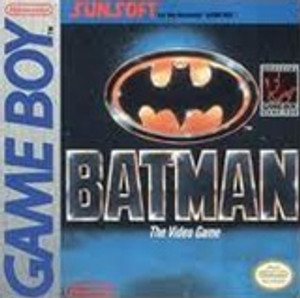 Batman - Game Boy