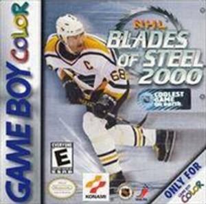 Blades of Steel 2000 - Game Boy Color
