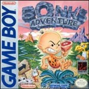 Bonk's Adventure - Game Boy