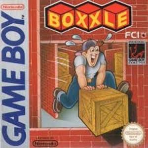 Boxxle - Game Boy