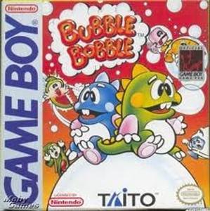 Bubble Bobble - Game Boy