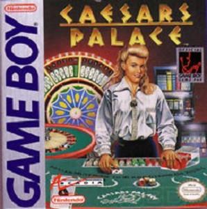 Caesars Palace - GameBoy Game