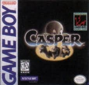 Casper - Game Boy