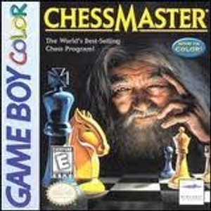 Chess Master - Game Boy