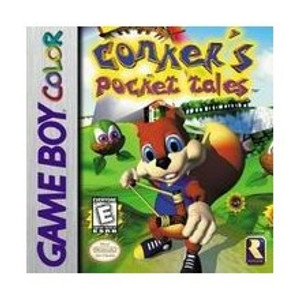 Conker's Pocket Tales - Game Boy