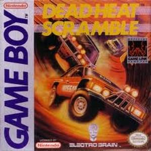 Dead Heat Scramble - Game Boy