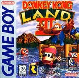 Donkey Kong Land III - Game Boy